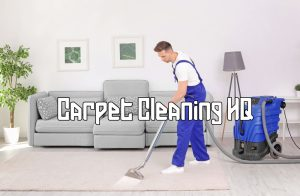 carpet cleaning tech demo